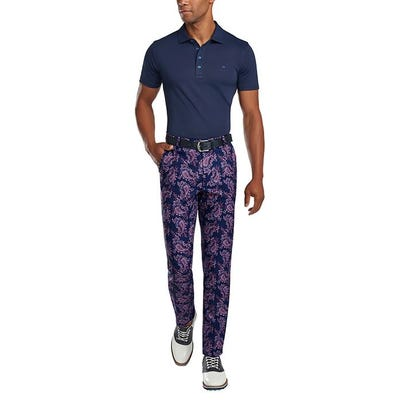 G/FORE - Printed Paisley Golf Pants - Campaign SS21