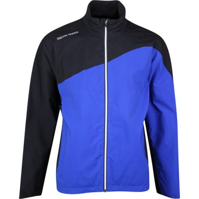 Galvin Green Waterproof Golf Jacket - Aaron - Surf Blue AW20