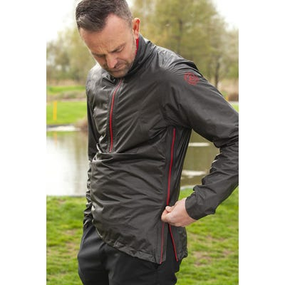 Galvin Green - Half Zip Shakedry Waterproof Jacket - Campaign SS20