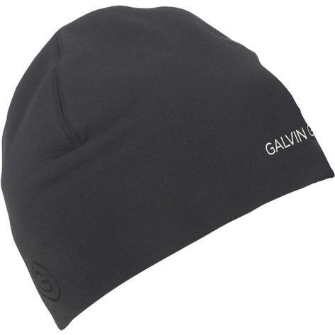 Galvin Green Golf Hat - DURAN Insula Beanie - Black AW20