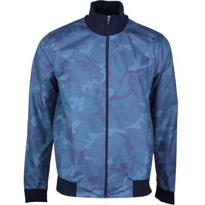 Galvin Green Golf Jacket - Lake Interface-1 - LE Blue Camo 2020
