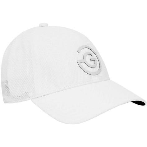 Galvin Green Golf Cap - Seth - White SS21