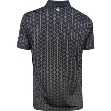 Galvin Green Golf Shirt - Matt - Carbon SS19