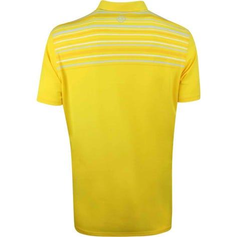 Galvin Green Golf Shirt - Melwin - Lemon Chrome SS19