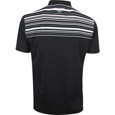 Galvin Green Golf Shirt - Melwin - Black SS19