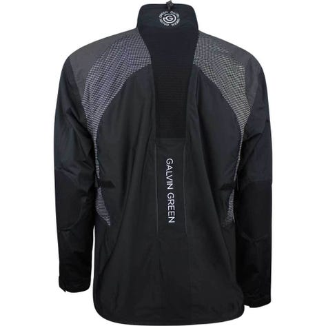 Galvin Green Waterproof Golf Jacket - Archie C-Knit - Carbon AW20