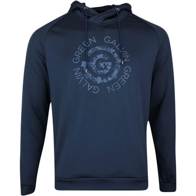 Galvin Green Golf Hoodie - Darcy Insula - Navy LE SS21