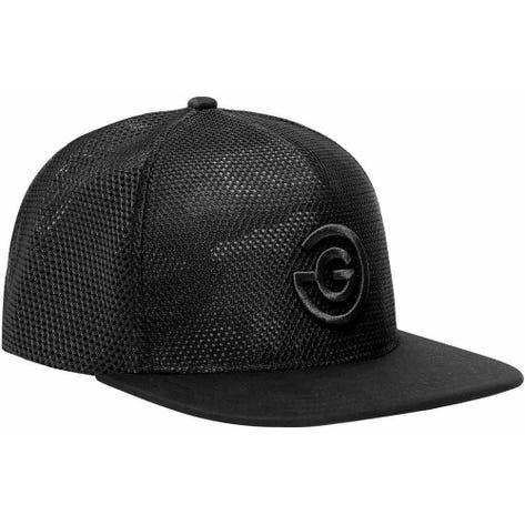 Galvin Green EDGE Golf Cap - Camo Mesh Snapback - Black 2019