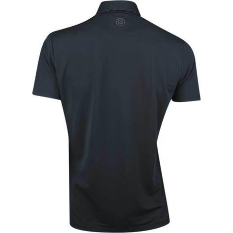 Galvin Green EDGE Golf Shirt - Colonel - Black 2019