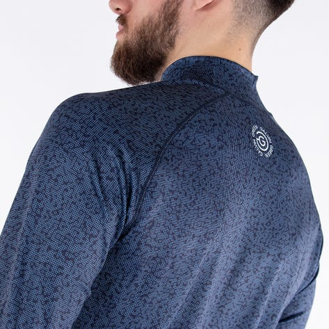 Galvin Green Golf Base Layer - Ethan Thermal - Navy AW21