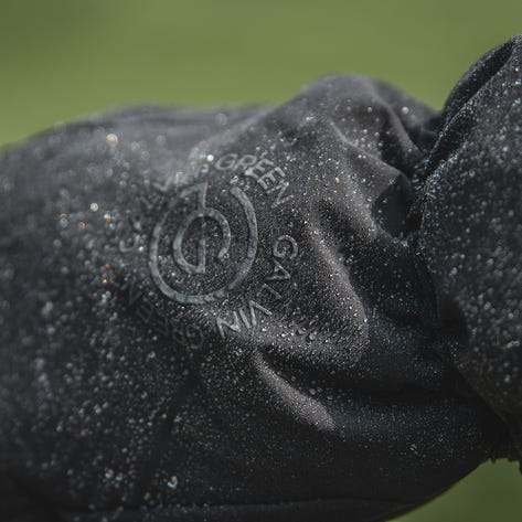 Galvin Green Golf Gloves - Landon IFC-1 Mitts - Black AW21