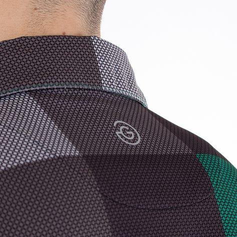 Galvin Green Golf Shirt - Mac - Green AW21