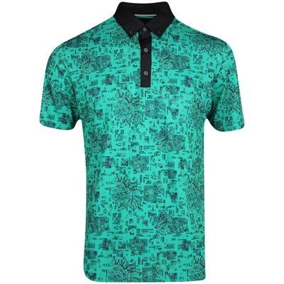 Galvin Green Golf Shirt - Maddox - Green AW21