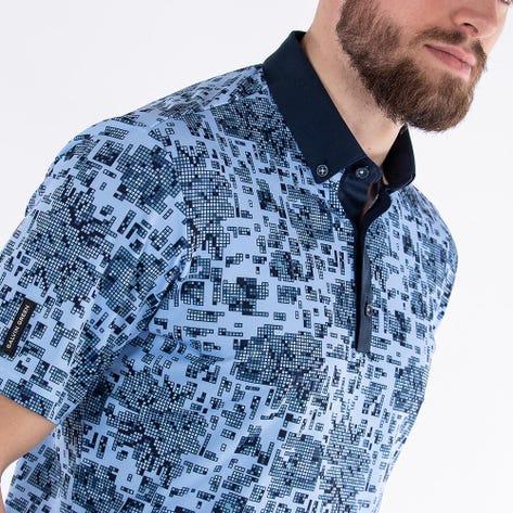 Galvin Green Golf Shirt - Maddox - Blue Bell AW21