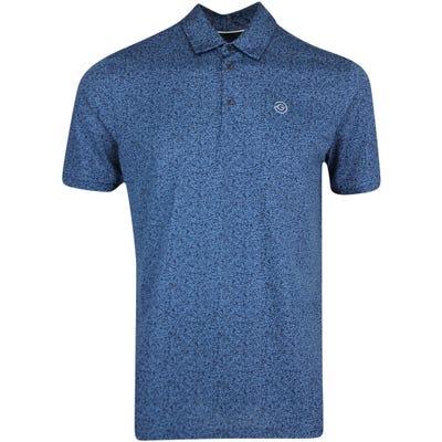 Galvin Green Golf Shirt - Marco - Navy AW21