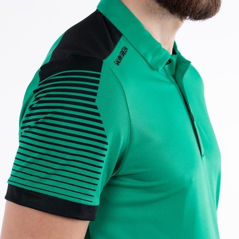 Galvin Green Golf Shirt - Marcus - Green AW21