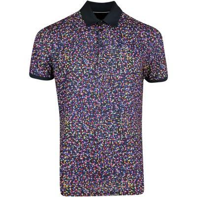 Galvin Green Golf Shirt - Marshall - Black AW21