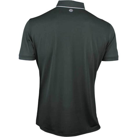 Galvin Green Golf Shirt - MARTY Tour - Black SS21