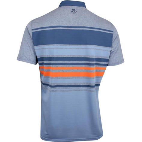 Galvin Green Golf Shirt - Miguel - Ensign Blue AW19