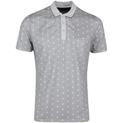 Galvin Green Golf Shirt - Monty - Cool Grey SS21
