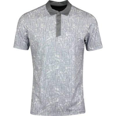 Galvin Green Golf Shirt - Morris - White SS21