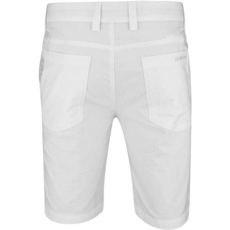 Galvin Green Golf Shorts - Paolo Ventil8 - White AW21