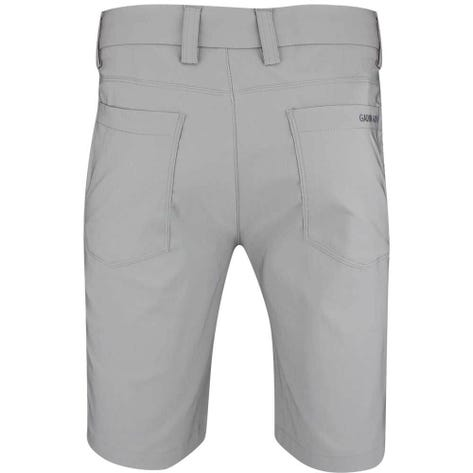 Galvin Green Golf Shorts - Paolo Ventil8 - Steel Grey AW20