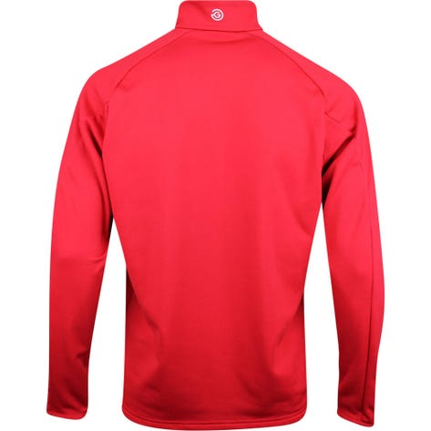 Galvin Green Golf Pullover - Drake Insula - Red AW21
