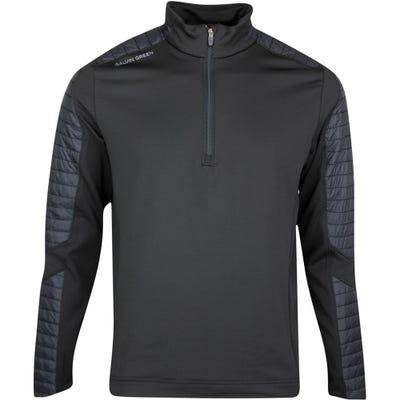 Galvin Green Golf Pullover - Duke Insula - Black SS21