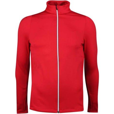 Galvin Green Golf Jacket - Dustin Insula Lite - Red SS19