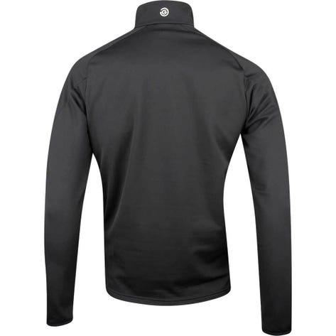 Galvin Green Golf Pullover - Drake Insula - Black AW21