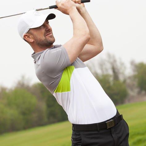 Galvin Green Golf Shirt - Mick - Sharkskin SS20