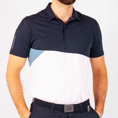 Galvin Green Golf Shirt - Mick - Navy SS20