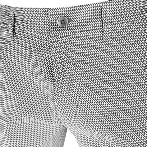 Galvin Green Golf Trousers - Nate Ventil8 Plus - White - Black AW20