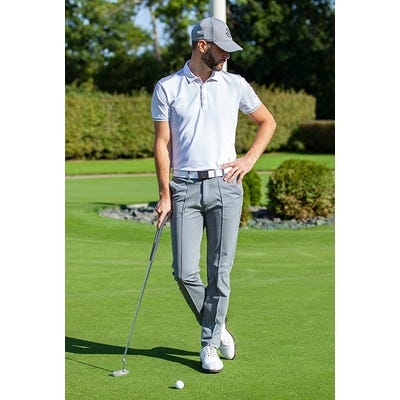 Galvin Green - Smart Pleated Golf Trousers - Campaign SS21