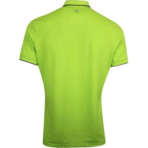 Galvin Green Golf Shirt - Marty Tour - Lime SS20