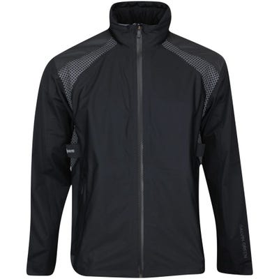 Galvin Green Waterproof Golf Jacket - Action C-Knit - Black AW21