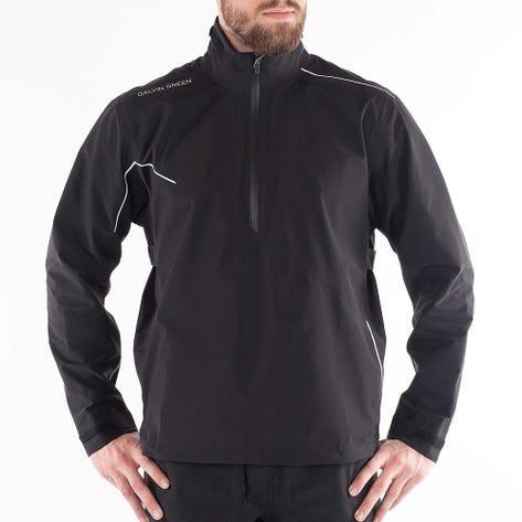 Galvin Green Waterproof Golf Jacket - Aden - Black AW21
