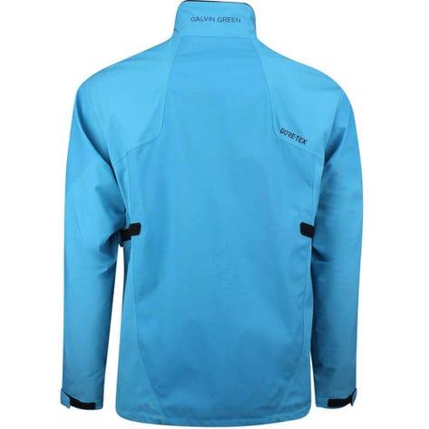 Galvin Green Waterproof Golf Jacket - Alfred - Lagoon Blue 2019