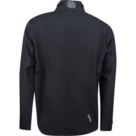 Galvin Green Waterproof Golf Jacket - Ames Paclite - Black 2019