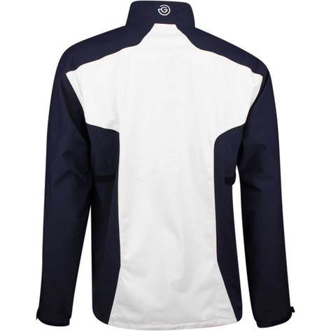 Galvin Green Waterproof Golf Jacket - Andres Paclite - White AW19