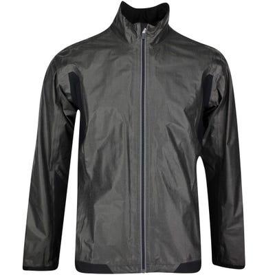 Galvin Green Waterproof Golf Jacket - Angus Shakedry - Ash Grey AW21
