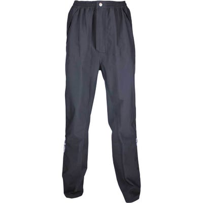 Galvin Green Waterproof Golf Trousers - ANDY - Black AW21