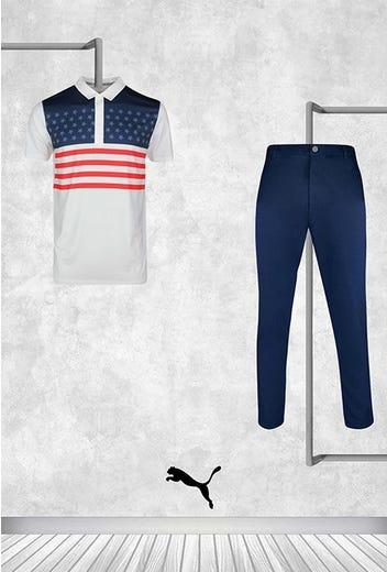Gary Woodland - Masters Friday - Volition America Golf Shirt 2021