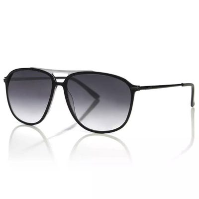 Henrik Stenson Street Sunglasses - Falcon - Shiny Black 2021