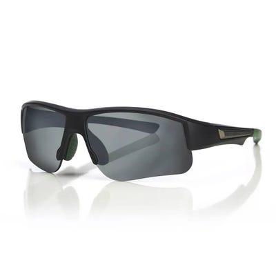 Henrik Stenson Golf Sunglasses - Stinger 3.0 - Black - Green 2021