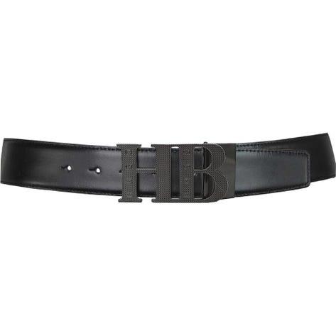 BOSS Golf Belt - Balwinno Reversible - White - Black SP19