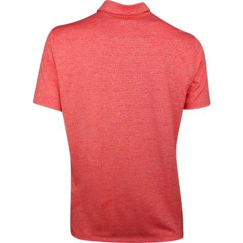 Nike Golf Shirt - Vapor Heather - Habanero Red SS19