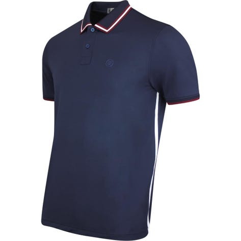 G/FORE Golf Shirt - Tux Polo - Twilight AW19
