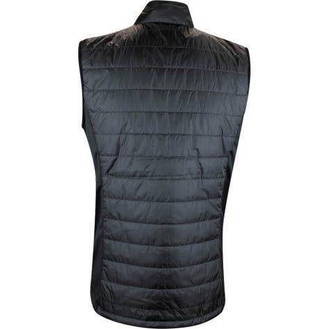 PUMA Golf Gilet - Quilted Primaloft Vest - Black SS20